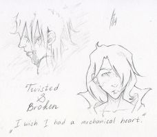 Twisted and Broken by Azizla