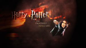 Harry Potter: DH Wallpaper by JonTylerthe27th