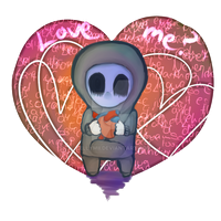 Love me? by Jellymii