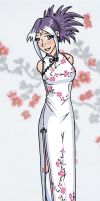 Qipao by excilion