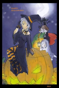 halloween pic by Lokheart