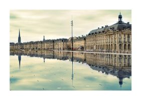 Bordeaux France II by ChristineAmat