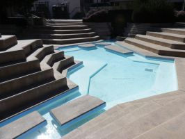 Steps Pool by ShipperTrish