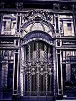 Purple gates by 5haman0id
