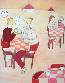 Coffe Time by nina0688