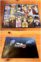 Ace Attorney Dual Destinies Clear File by BenjaminHunter