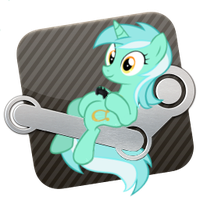 steam icon - lyra by spikeslashrarity