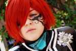 Anime Conji 2011 - Possessed Lavi by ShinrasFlurry