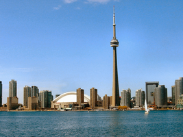 Toronto by CourageMyLove