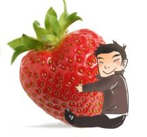 Big Bang: Seung-Strawberry by Nevheera