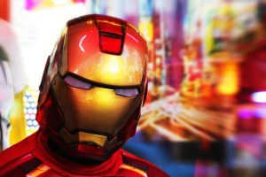 Ironman by luijo