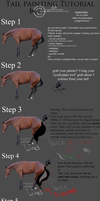 Tail Tutorial by cirrate