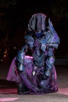 Tier 8 Shadow Priest - Troll by ShatteredStitch