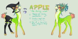 Coukyo 2nd entry - Apple by Arcadine