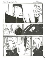ItaDei - Forgetting the Pain - Page 01 by YumeSamasLover