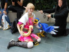 Kawaiikon 2012: Princess Zelda Skyward Sword by K-ayu