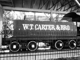 WT Carter and Bro Tender by SwiftWindSpirit