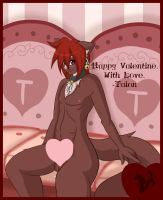 Happy Valentine from Talon by Bc4life