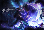 Worldbreaker Nasus by Stealthy4u