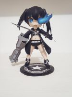 Black Rock Shooter Chibi Papercraft by drawwithme15