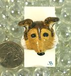 Sheltie Pin by CatharsisJB
