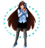 Reverse Mabel by cjwolf207