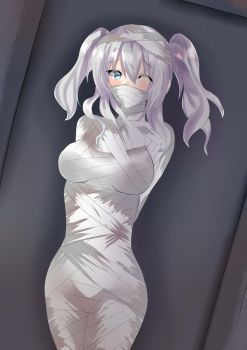 mummification Kashima by otaku100100