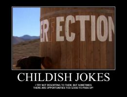 Motivation - Childish Jokes by Songue