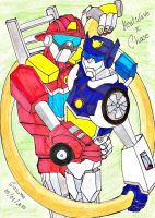TF RESCUE BOTS by GIASAMA