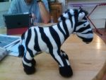 Zebedee the Zebra by Hannikan
