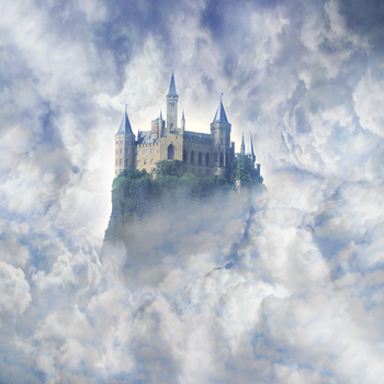 Castle In The Clouds by Mad-computer-user