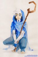 Jack Frost- Winter Prince by Saku-Zelda