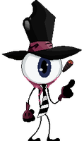 Eye-Boss Shaun by FierceTheBandit