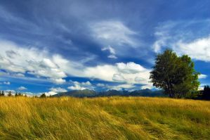 Zakopane Tatra Mountains by Sebasket