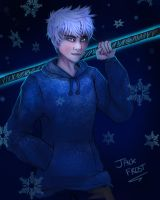 Jack Frost by Dracilla112