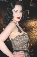 Dita von Teese by Hollinger