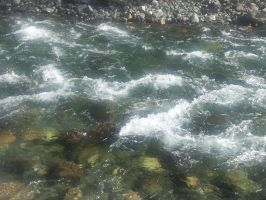 Glacial River - Denali Park by mross5013