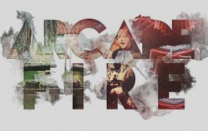 Arcade Fire by LabsOfAwesome