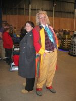 Doctor Who - Why Doctor...you are tall! by ShojoSensei
