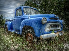 BIG BLUE by AndrewCarrell1969