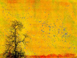 Grunge Tree - 1 by aaron4evr