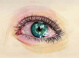 Eye by paperthin-z