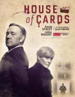 House Of Cards Poster by ilkerozcan