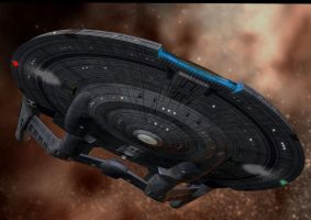 NX-01 Wall paper 2 by jaguarry3