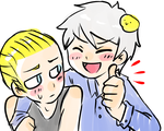 APH - Awesome Prussia is awesome by IZ-Dib-JTHM-luver