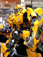 2007 Bumblebee 1 by J-666