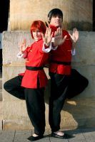 Ranma - Buy One, Get Two by aco-rea