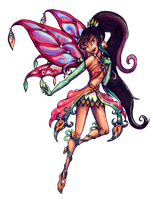Request: Jennifer's Enchantix by Ai-Don
