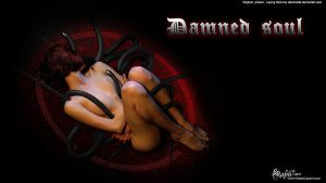 Damned soul.Wallpaper by Rafido