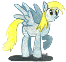 MLP request: derpy hooves by hatoola13